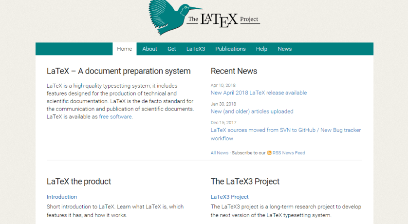 Download LaTeX for Mac