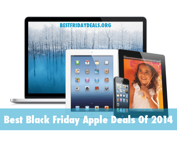 Black Friday Apple Deals 2016 [Updated]