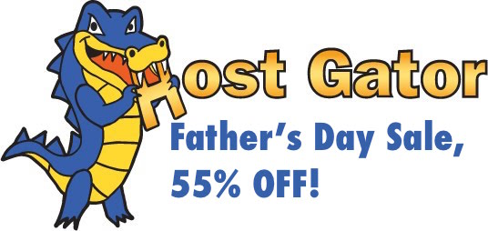 Hostgator Father's Day 2015 sale