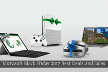 Microsoft Black Friday 2017 Deals and Sales
