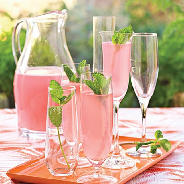 5 FUN PINK DRINKS TO SERVE AT YOUR NEXT SHOWER OR PARTY