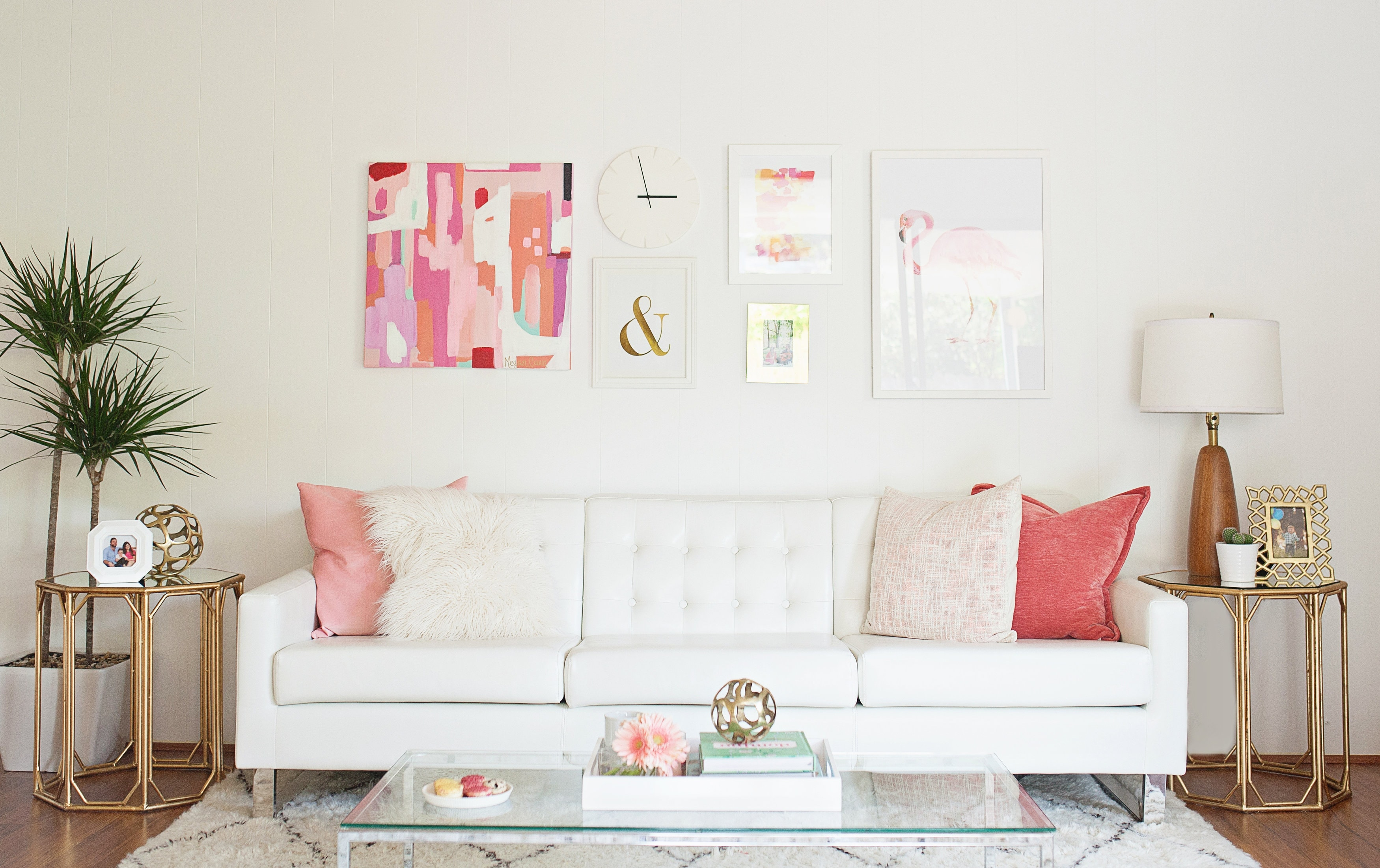 We may earn commission from links on this page, but we only recommend products we back. MELISSA JOHNSON'S MODERN LIVING ROOM MAKEOVER   Best ...