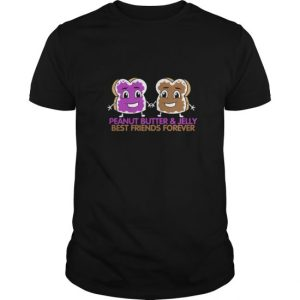 Peanut Butter &Amp; Jelly BFF Men's T Shirt