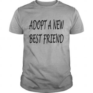 Adopt A New Best Friend