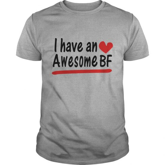 Ihave An Awesome BF
