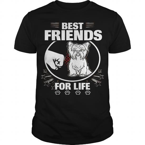 Yorkie Best Friends For Life