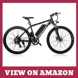 Merax 26 Aluminum Electric Mountain Bike