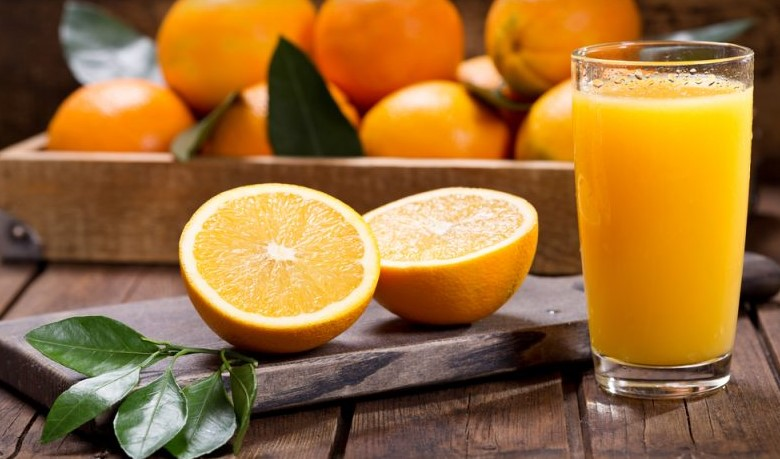 Orange - Top 8 most healthy Fruits