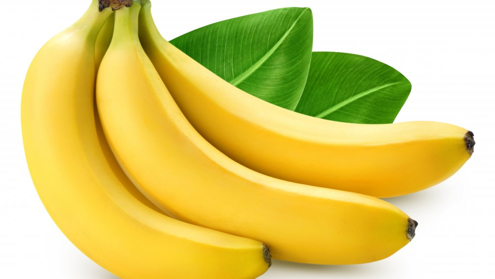 banana - Best Fruits to eat during fever