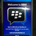 BlackBerry Messenger Will Be Available on Android and iOS soon!