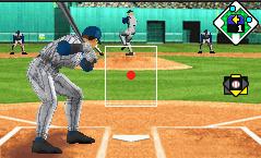 Baseball Advance game