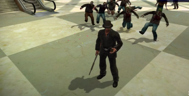 DEAD RISING game on xbox 360