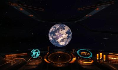 Elite pc space game screenshots