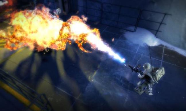 Alien Swarm free game on steam