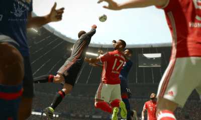 FIFA 17 sports game