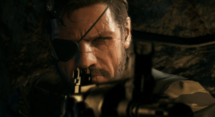 Metal Gear Solid 5 The Phantom Pain pc game