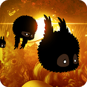 badland android game logo
