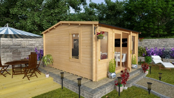 BillyOh Dorset Log Cabin Review