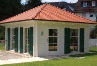 Log Cabin Review: The Bertsch Rome