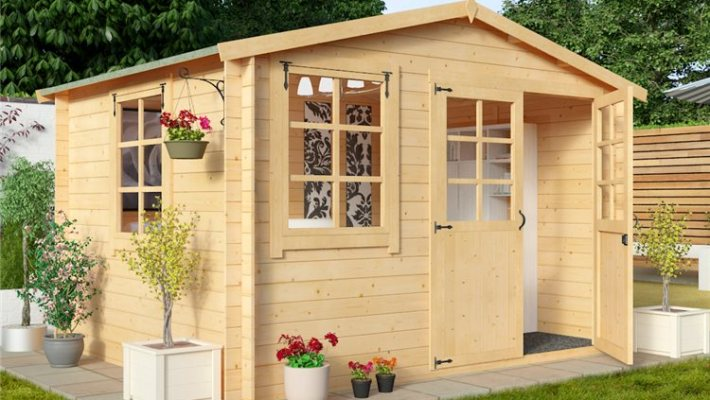 Billyoh Clubman Log Cabin Review