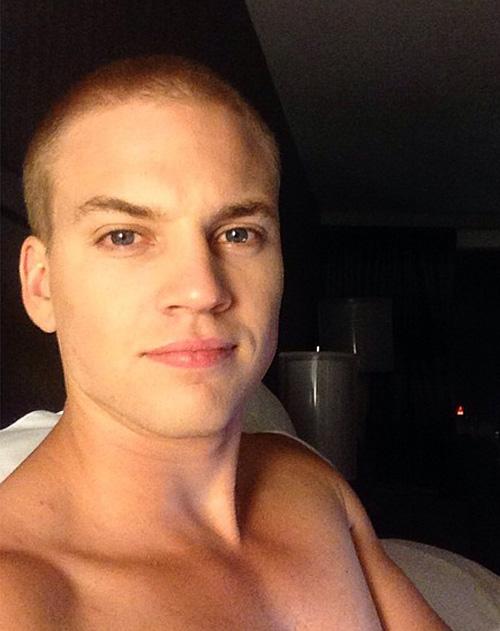 Marshall Williams gay nude naked
