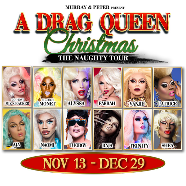 A Drag Queen Christmas.Drag Queen Christmas Durham Thecannonball Org