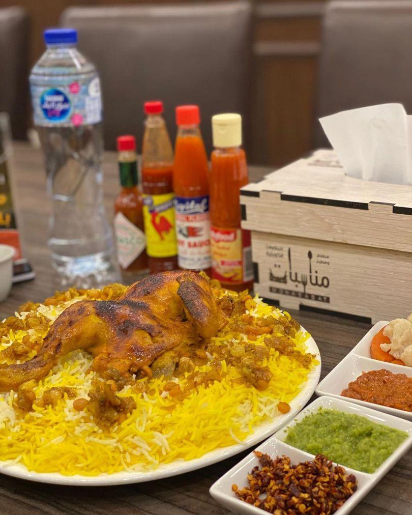 مطعم مناسبات للمأكولات الكويتية