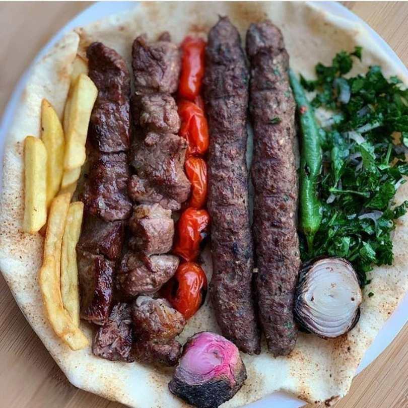 مطعم الغدير الكويت