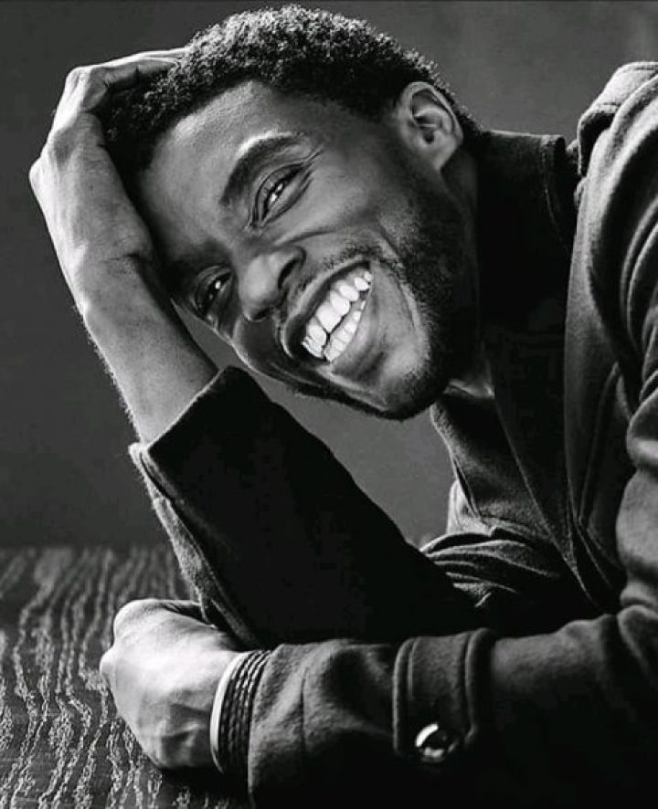 Just In,Chadwick Boseman, 'Black Panther' Star, Dies at 43
