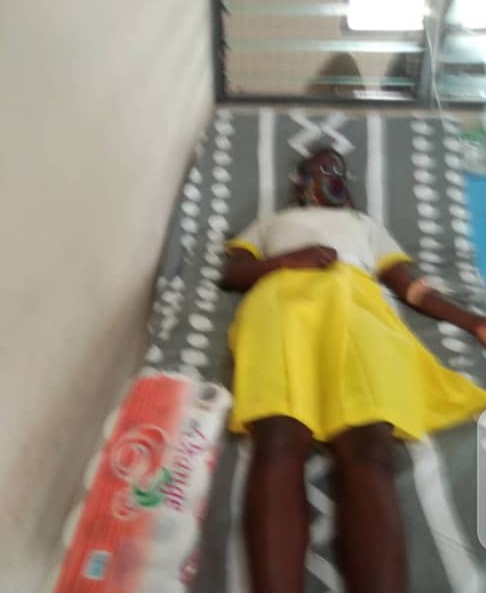 Free Hot Meal: JHS pupils in Ho hospitalized over suspected case of food poisoning (Photos)