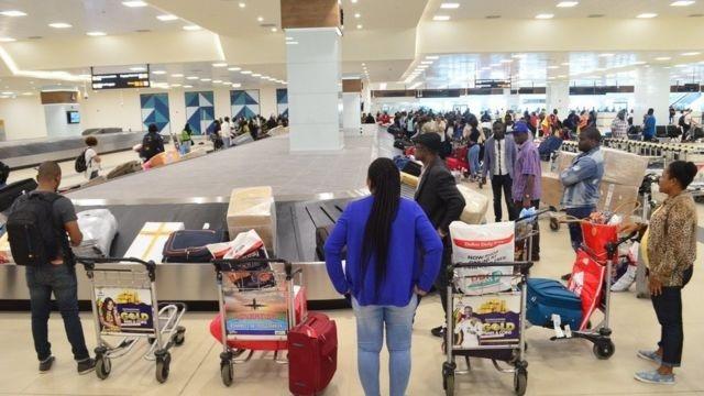 Covid-19: Test at Kotoka Airport: 'No Payment, No Entry' policy put off