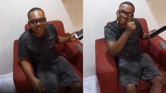 (Video) I'm Not A 'F00L' To Marry A Ghanaian Lady – Tornado Explains