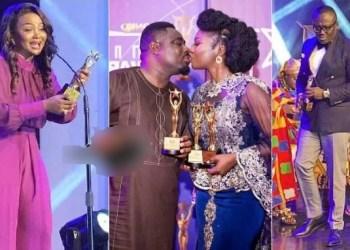 RTP 2020 Awards: Sefa Kayi, Bola Ray, McBrown, Fadda Dickson, Others Win