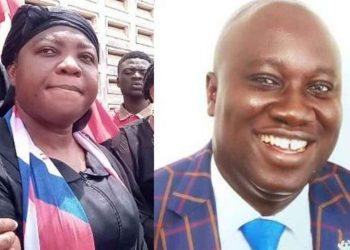 Election 2020: Late Mfantseman MP's Wife Wins Parliamentary Seat