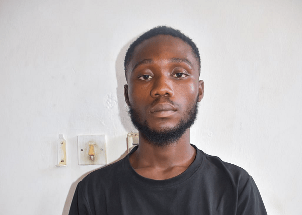 22yrs iphone Fraudster Arrested By Police