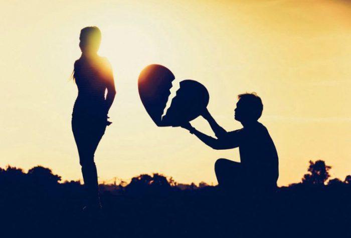 Handling heartbreak