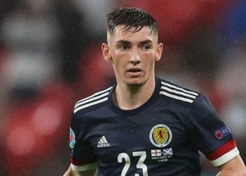 Euro 2020: Billy Gilmour tests positive for Covid-19