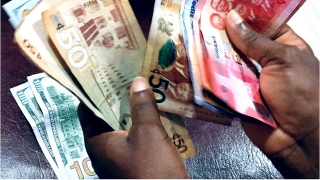 Cedi Loses Grounds Against Three Major Trading Currencies
