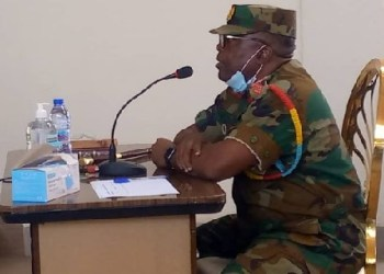 Ejura Disturbances: We Fired Because They Fired At Us, Loss Of lives Unfortunate - Military