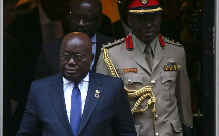 Ghana's democratic improvements wearing down under Akufo-Addo's administration- NDC MPs