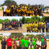 [VIDEO] FOSSAG-UCC Organizes Socialization And Fun Games For It Members. Check out Winners