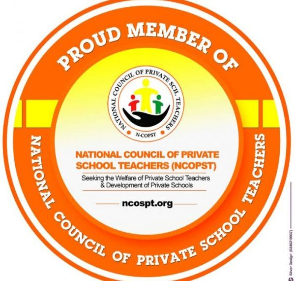 (NCOPST) Message to private school teachers who are on NCOPST platforms
