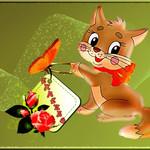 Спасибо в картинках - Анимационные блестящие картинки GIF ...
