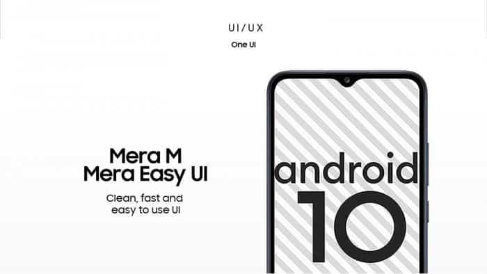 Samsun Galaxy M02 Mera Entertainment 6.5'' HD Infinity-V Display 5000 MAH Battery
