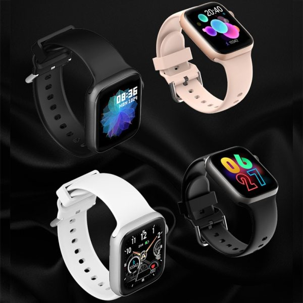 Fitness Smartwatch For Android and IOS – Health Smartwatch – Bluetooth Smartwatch – Best Gifts Gallery