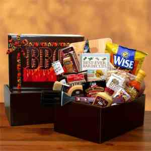 Barbeque Gift Basket Category image
