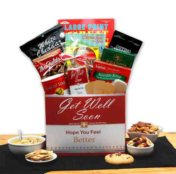 Get Well Gift Baskets Category image