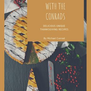 Giving Thanks with the Conrads ebook Cover image for product