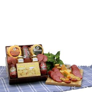 Hearty Favorites Meat & Cheese sampler product image