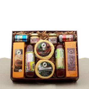 Deluxe Meat & Cheese Assortment Gift Set product image